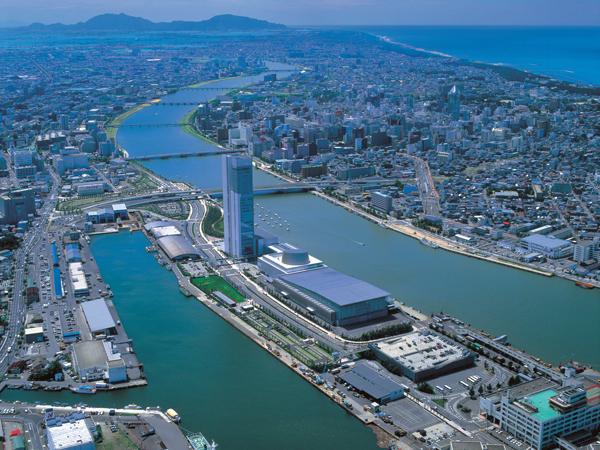 市内で最も人口が多い地区!新潟市中央区の地域情報 | にいコレ